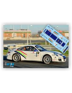 PORSCHE 997 GT3 2010 D.MARBAN & V.FERRERO RALLY DE MADRID 2015