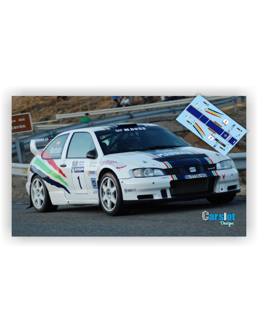 SEAT CORDOBA WRC MARBAN D.MARBAN &V.FERRERO- RALLY CIUDAD DE AVILA 2011
