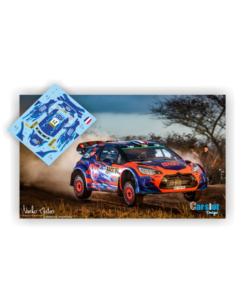 Citroën Ds3 WRC J.M.Raoux & L.Magart Rallye Cataluña 2017