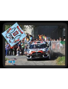 Mitsubishi Evo X David Guardado & Daniel del Rincón Rallye Ferrol 2014