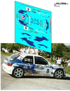 Peugeot 306 Maxi Senra Coruña 2001
