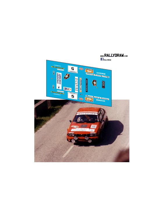 Alfa Romeo GTV Recalde Llanes 1986