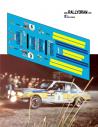 BMW 325 Bassas Valeo 1986