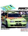 Seat Ibiza KitCar Blazquez-Vicente Rally Osona 1999