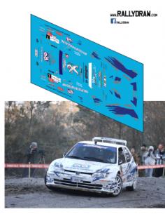Peugeot 306 Maxi Senra Coruña 2018