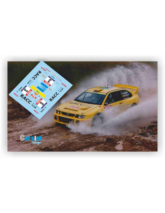 SEAT CORDOBA WRC S.CAÑELLAS & C.DEL BARRIO RALLY DE REQUENA 1999