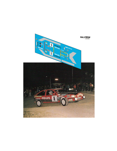 Opel Kadett GSI Beny Alicante 1988