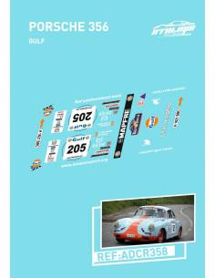 Porsche 356 Gulf