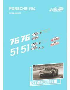 Porsche 904 Fernandez