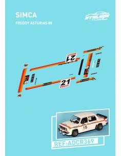 Simca Freddy Asturias 88