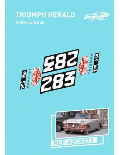 Triumph Herald Montecarlo 60