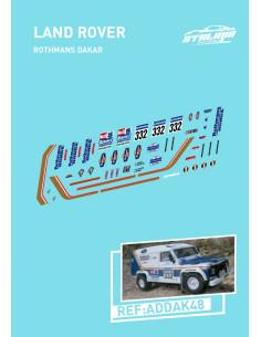 Toyota Hilux Al-Attiyah Dakar 2019