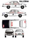 Opel Kadett sr Alemani Sherry 1970