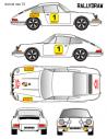 Porsche 911 doncel Rias Bajas 1972