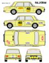 Seat 1430 Beny Rias Bajas 1972