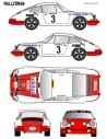 Porsche 911 Lencina Race 1972