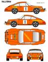 Porsche 911 Zasada Race 1972