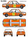 BMW 2002 Ferriños rias Bajas 1974