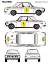 BMW 2002 Reverter Rias Bajas 1974