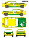Ford Capri Doncel 3 horas Montjuic CET 1971
