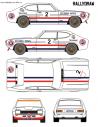 Ford Capri Ruiz-Gimenez Alcañiz CET 1972