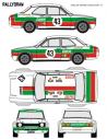 Ford Escort mk1 Sanz de Madrid Zandvoort CET 1975