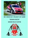 Peugeot 207 S2000 - Roman Kresta -Barum Rally Zlin 2008