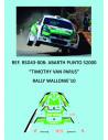 Fiat Grande Punto S2000 - Timothy Van Parijs - Rally Wallonie 2010