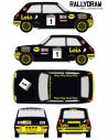 Renault 5 Copa Inic. Llobell Jarama CET 1980