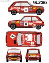 Renault 5 Copa Villamil Calafat CET 1981