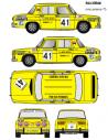 Renault 8 ts Onis Inic. Jarama CET 1975