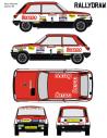 Renault 5 Copa Diez Jarama CET 1984