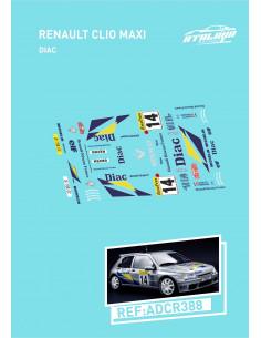 Renault Clio Maxi DIAC