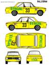 BMW 2002 Babler Trofeo Provincias Jarama 1970
