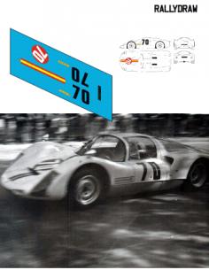 Seat 124 Fombona Manzana 1979