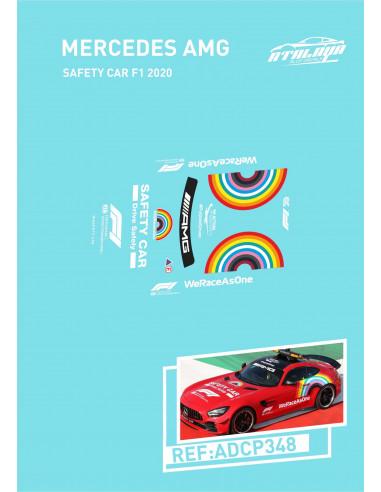 MERCEDES AMG SAFETY CAR F1 2020