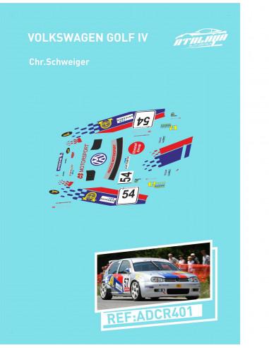 Volkswagen Golf IV Chr.Schweiger