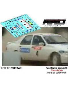 Ford Sierra Cosworth Torra-Salido Rally de Calaf 1996