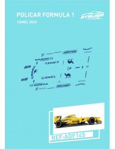 POLICAR F1 CAMEL 2020