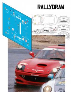 Ferrari Maranello fontan Estoril 2000