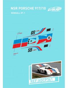 NSR PORSCHE 917/10 KENDALL GT-1