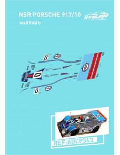 NSR PORSCHE 917/10 MARTINI #0