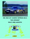 Subaru Impreza Gr.A - Ari Vatanen - Rally 1000 Lagos 1993