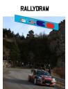 Transkit 1/43 Citroen Ds3 Loeb Montecarlo 2012