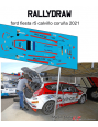 Ford Fiesta R5 Calviño Coruña 2021