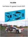 Ford Fiesta N5 Iglesias coruña 2021
