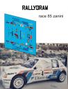 Peugeot 205 T16 Zanini Race 1985