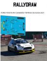 Ford Fiesta R5 Caamaño Terras da Auga 2021