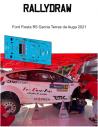 Ford Fiesta R5 Garcia Terras da Auga 2021