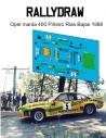 Opel Manta 400 Piñeiro Rias Bajas 1988